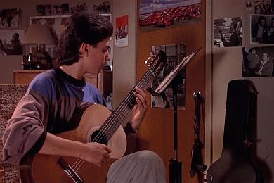 Перекресток 1986 - почему гитаристу нужно посмотреть этот фильм
